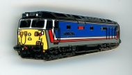 Badge Class 50 NSE livery