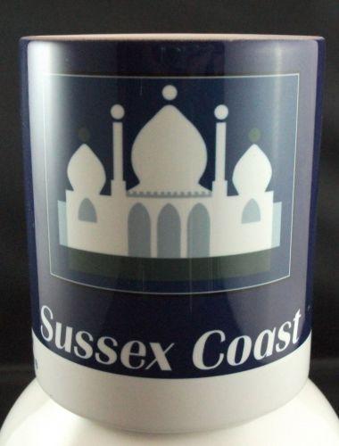 Route Brand Sussex Coast