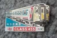 Badge Class 455