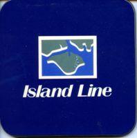 Coaster Route Brand Island line