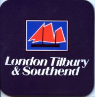 Coaster Route Brand London Tilbury Southend
