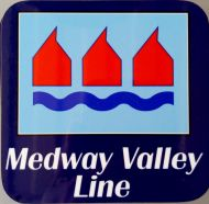 Coaster Route Brand Medway Valley