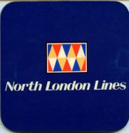 Coaster Route Brand North London Line