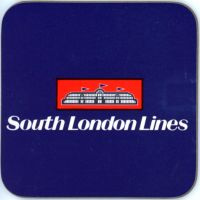 Route Brand South London Lines