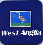 Coaster Route Brand West Anglia