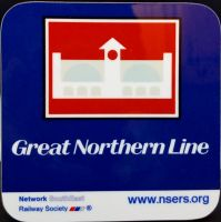 Coaster Route Brand Great Northern