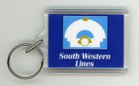Keyring RB South Western Lines