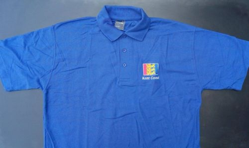 NSE Kent Coast Route Brand polo shirt