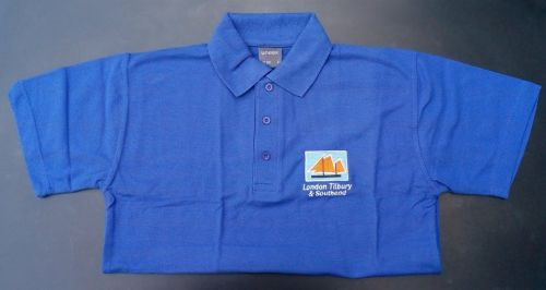 NSE LTS Route Brand Polo Shirt