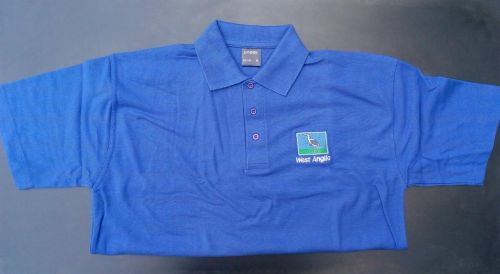 NSE West Anglia Route Brand polo shirt