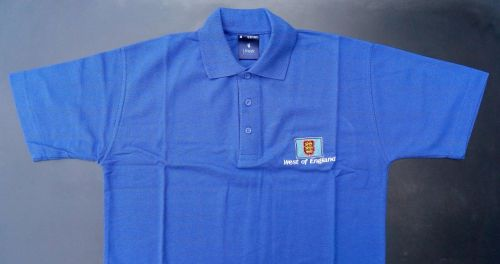 NSE West of England Route Brand polo shirt