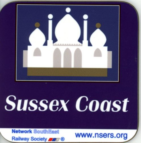 Route Brand Sussex Coast